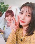 Wendy & Joy IG Updates - 020518