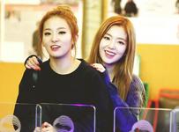 Seulgi and Irene 2