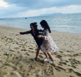 Seulgi and Yeri in Thailand IG Update 100917