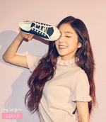 Irene for Nuovo Korea Shoes Bubbly 9