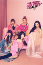 Red Velvet The Perfect Red Velvet group promo picture 3