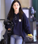 Irene at ICN Airport