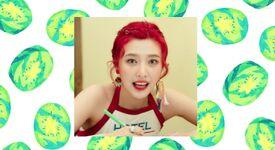 Red Velvet Red Flavor MV 54