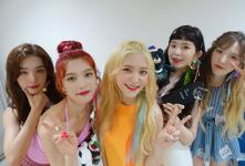Red Velvet Twitter Update 170723