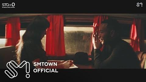 STATION X John Legend X 웬디 (WENDY) 'Written In The Stars' MV