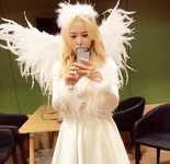Yeri as an angel IG Update