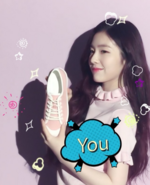Irene for Nuovo Korea Shoes Bubbly 18