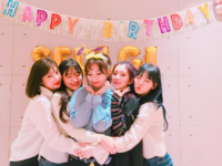 Red Velvet on Seulgi's Birthday