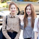 Irene and Seulgi