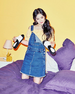 Irene for Nuovo Korea Shoes Loudy