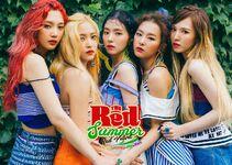 Red Velvet The Red Summer Group Teaser