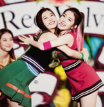 Irene and Joy Happiness Era