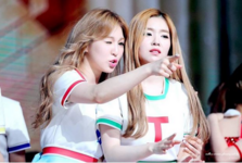 Wendy and Irene MBC Gayo