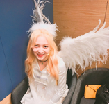 Yeri as an angel IG Update 3