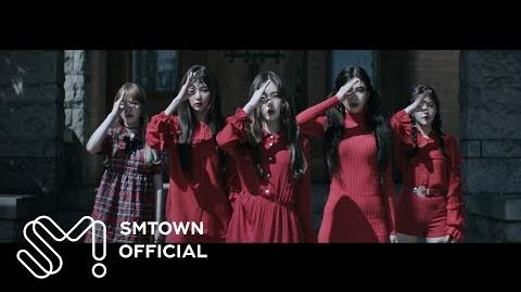 Red Velvet 레드벨벳 '피카부 (Peek-A-Boo)' Teaser Part