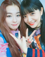 Seulgi and Yeri IG Update 5