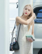 Yeri at the airport 2