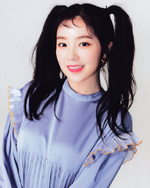 Irene Red Room Photocard