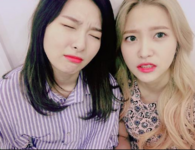 Seulgi and Yeri IG Update 9