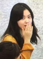 Yeri Departure to Incheon
