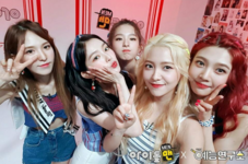 Red Velvet MBC Twitter Update 2
