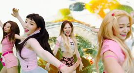Red Velvet Red Flavor MV 94