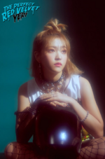 Red Velvet Yeri The Perfect Red Velvet promo picture 2