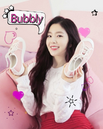 Irene for Nuovo Korea Shoes Bubbly 12