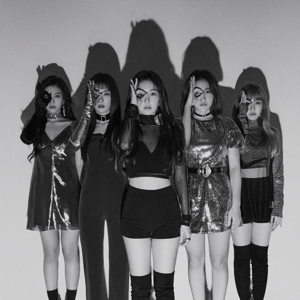 Red Velvet Peek A Boo Teaser 1