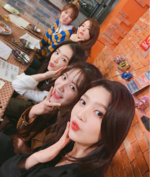 Red Velvet selfie IG Update 250917 3