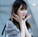 Wendy at ICN Airport 2