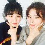 SeulDy 2017 Selfie