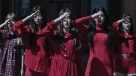 Red Velvet Peek-A-Boo MV 4
