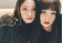 Seulgi and Yeri IG Update 180320