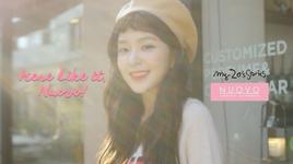 Irene for 17FW Nuovo Korea Like It My Style