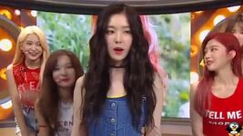 Red Velvet SBS Inkigayo Interview 170709 (3)