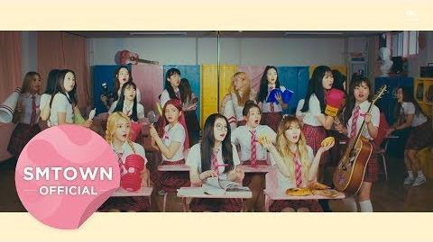 STATION Red Velvet 레드벨벳 환생 (Rebirth) Teaser Clip