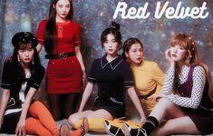 Red Velvet Cookie Jar Album Scan