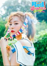 Seulgi The Red Summer Teaser