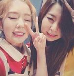 Seulgi and Irene Naver StarCast Update 2