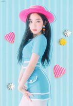 Irene Cookie Jar Album Booklet Scan 3