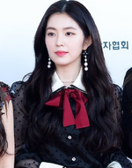 Irene at the 2017 Dream Concert