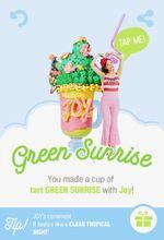 Red Velvet Summer Magic Green Sunrise