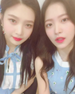 Yeri and Joy IG Update 190917 3