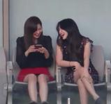 Yeri and Seulgi at the Dream Concert 2
