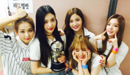 Red Velvet Dumb Dumb Win Mnet