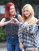 JoyRi Music Bank 170630