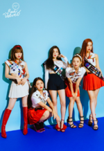 Red Velvet Summer Magic Promo Picture 2