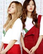 SeulRi The Velvet Garden Photoshoot