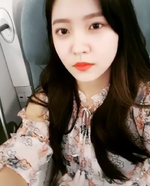 Yeri's Update on RV Instagram 2
